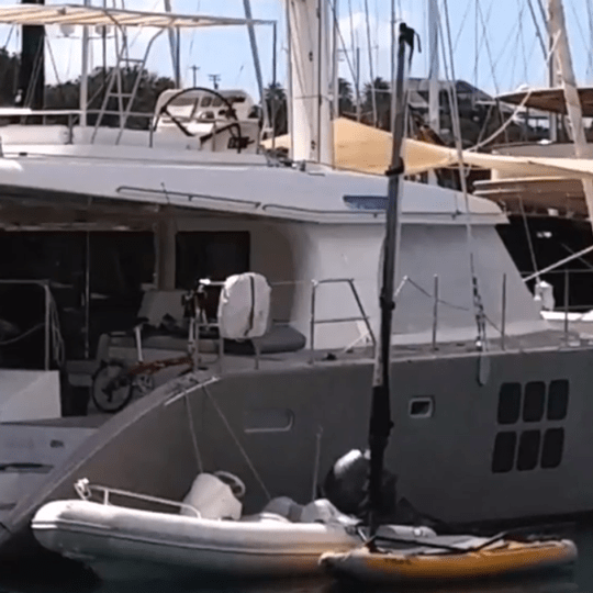 tiwal on sailing yacht all view