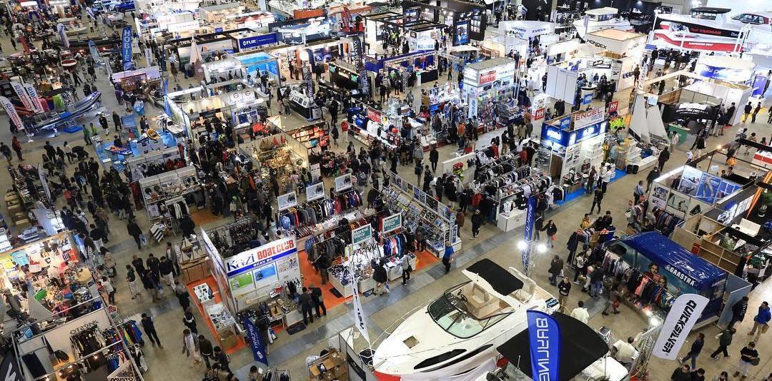 Japan boat show