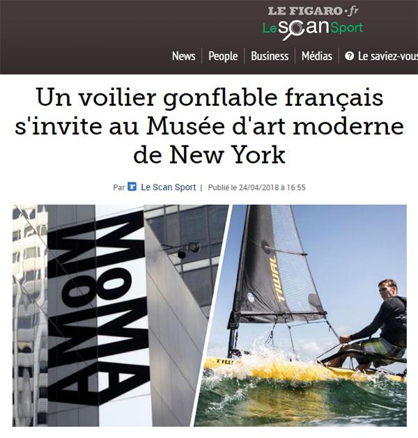 Tiwal MoMA Figaro