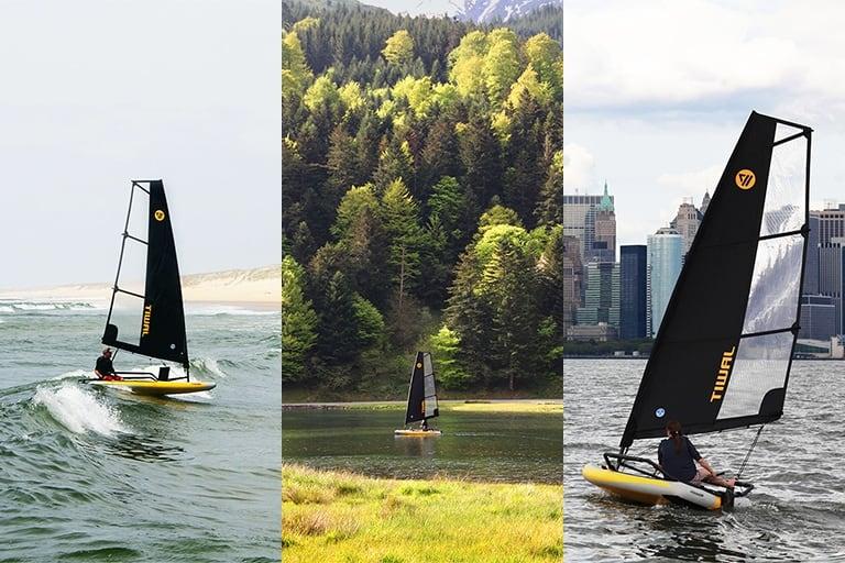 Navigation sur mer, lac, côtes