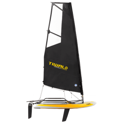 Tiwal 3 Sailboat with reefable sail