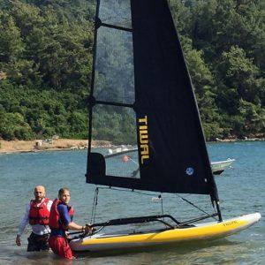 Tiwal 3 prêt à naviguer en Turquie