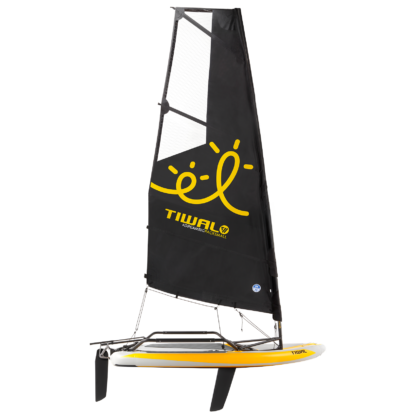 Tiwal 3 inflatable Sailing Dinghy with Reefable Sail