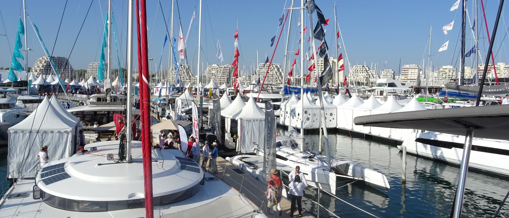 Try Tiwal 3 at the Multihull Boat Show