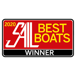 Tiwal 2 elected besten Boot 2020 by Sail Magazine