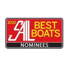 Sail Magazine nomine le Tiwal 2 pour le titre du meilleur bateau 2020