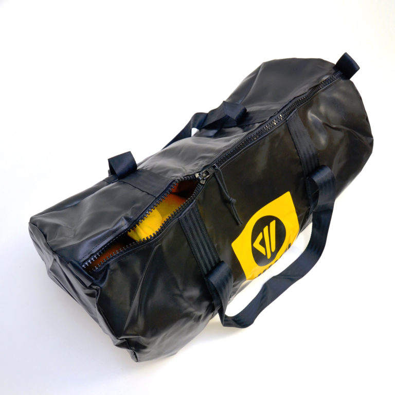 Tiwal PVC travel bag from top
