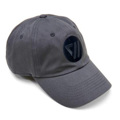 Grau Tiwal Mütze