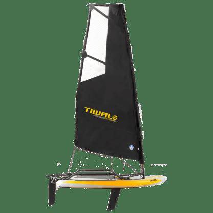 Tiwal 3 small sailboat with reefable sail no design