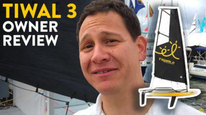 Tiwal 3 Sailvoat - Julian review