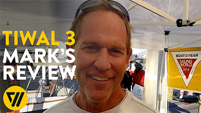 Interview Mark - Tiwal 3 sailboat skipper