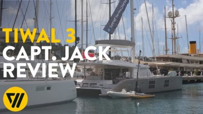 Tiwal 3 Customer Review superyacht Sunreef 58
