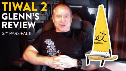 Tiwal 3 review - Parsifal 3 super yacht Captain Glenn Shephard