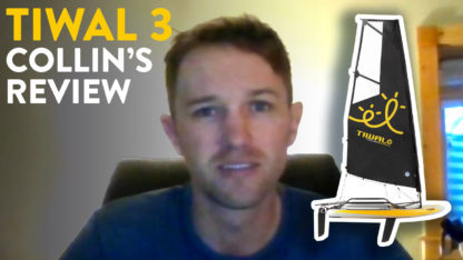 Collin Tiwal 3 small sailboat owner interview