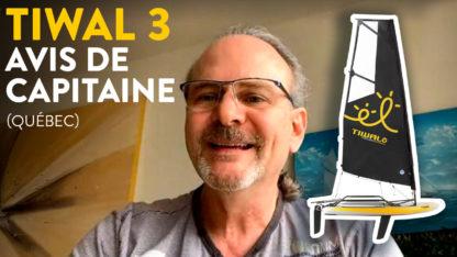 L'avis de Pierre-Jean, propriétaire d'un Tiwal 3 à Montréal