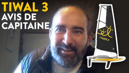 Pierre Jean dispose de Tiwals 3 pour sa base nautique